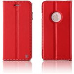 Чехол-книжка Remax Foldy series for iPhone 7 Red