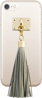 Чехол-накладка DDPOP DiDi Tassel case iPhone 7 Grey