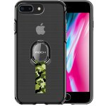 Чехол-накладка Rock TPU+PC MOC Pro Series Protection Case Apple iPhone 7 Plus/8 Plus Trans-Black