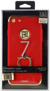 Чехол-накладка Remax Lock Seies Case Apple iPhone 7 Red