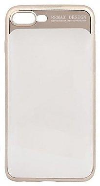 Чехол-накладка Remax Modi Series Case Apple iPhone 8 Plus Gold