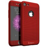 Чехол-накладка Ipaky 360°Protection PC Case with heat-dissipation design iPhone 7 Red