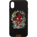 Чехол-накладка Remax Stitch Series Case Apple iPhone X Hannya