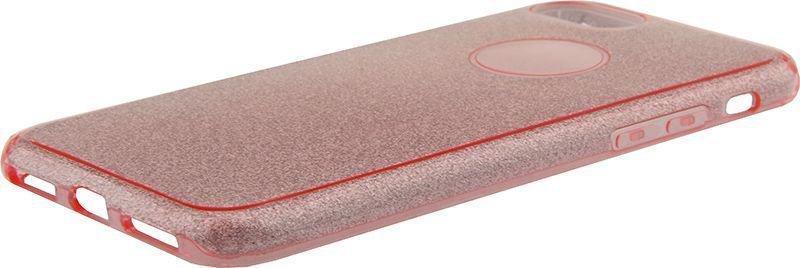 Чехол-накладка Remax Glitter Case Apple iPhone 7 Red