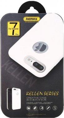 Чехол-накладка Remax Kellen Series Case Apple iPhone 7 White