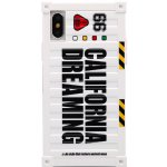 Чехол-накладка Remax California Dreaming Case Apple iPhone X White