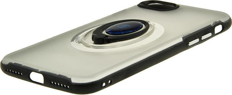 Бампер SHENGO SG185 Soft TPU+PC 5 Papers inside Kickstand Cover IPhone 7/8 Mix