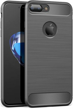 Чехол-накладка Ipaky Slim Anti-fingerprint TPU Case iPhone 7 Plus/8 Plus Gray