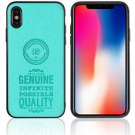 Чехол-накладка Remax Visa Series Apple iPhone X Green