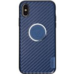 Чехол-накладка Remax Breathe Series Case Apple iPhone X/XS Purplish Blue