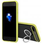 Чехол-накладка Rock PC+TPU Ring Holder Case M2 Apple iPhone 7 Plus Green