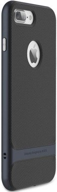 Чехол-накладка Rock TPU+PC Case Royce with stand series iPhone 7 Plus Navy Blue