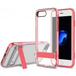 Чехол-накладка Rock TPU+PC Case Royce Series Kickstand Active iPhone 7 Plus Rose Red
