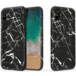 Чехол-накладка Rock Wood+TPU+PET Origin Series Case Apple iPhone X Black