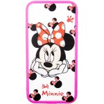 Чехол-накладка TOTO TPU Сartoon Network Case для IPhone X Mini Mouse Pink