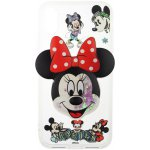 Чехол-накладка TOTO TPU Сartoon Network Case IPhone X Mini Mouse Red
