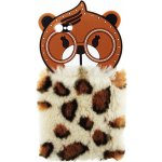 Чехол-накладка TOTO TPU Fluffy Case IPhone 6 Plus/6S Plus Bear Brown