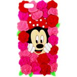 Чехол-накладка TOTO TPU Fluffy Case IPhone 6 Plus/6S Plus Rose Flower Pink