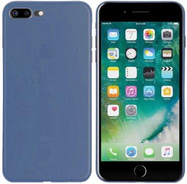 Чехол-накладка TOTO Ultra Thin TPU Case iPhone 7 Plus/8 Plus Blue
