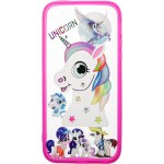 Чехол-накладка TOTO TPU Сartoon Network Case IPhone 5/5S/SE Pink Unicorn