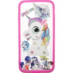Чехол-накладка TOTO TPU Сartoon Network Case для IPhone 7/8 Pink Unicorn
