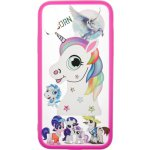 Чехол-накладка TOTO TPU Сartoon Network Case IPhone X Pink Unicorn