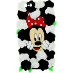 Чехол-накладка TOTO TPU Fluffy Case IPhone 6 Plus/6S Plus Mini Mouse Black