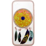 Чехол-накладка TOTO TPU Case Decorative Stones IPhone 5/5S/SE Dreamcatcher French Rose