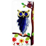Чехол-накладка TOTO TPU Case Decorative Stones IPhone 6 Plus/6S Plus Owls Purple