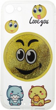 Чехол-накладка TOTO TPU Сartoon Network Case IPhone 7/8 Smile