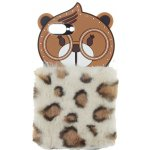 Чехол-накладка TOTO TPU Fluffy Case IPhone 7 Plus /8 Plus Bear Brown