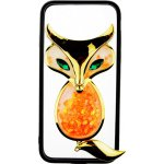 Чехол-накладка TOTO TPU Case Decorative Stones IPhone 7/8 A Fox Black