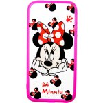 Чехол-накладка TOTO TPU Сartoon Network Case IPhone 5/5S/SE Mini Mouse Pink