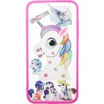 Чехол-накладка TOTO TPU Сartoon Network Case для IPhone 7 Plus /8 Plus Pink Unicorn