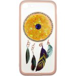 Чехол-накладка TOTO TPU Case Decorative Stones IPhone 7/8 Dreamcatcher French Rose
