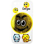 Чехол-накладка TOTO TPU Сartoon Network Case IPhone 5/5S/SE Smile