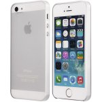 Чехол-накладка TOTO Ultra Thin TPU Case iPhone 5/5S/SE White