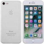 Чехол-накладка TOTO Ultra Thin TPU Case iPhone 7/8 White