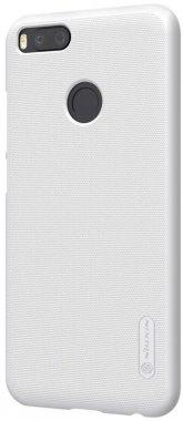 Чехол-накладка Nillkin Super Frosted Shield Xiaomi Mi5X/MiA1 White
