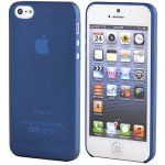 Чехол-накладка TOTO Ultra Thin TPU Case iPhone 5/5S/SE Blue