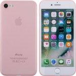 Чехол-накладка TOTO Ultra Thin TPU Case для iPhone 7/8 Pink