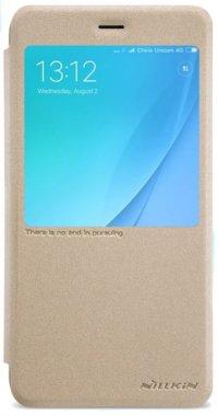 Чехол-книжка Nillkin Sparkle case Xiaomi Mi5X/MiA1 Gold