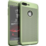 Чехол-накладка Ipaky 360 Mesh PC Heat Dissipation cover case 3 in 1 iPhone 7 Plus Green