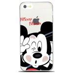 Чехол-накладка TOTO TPU case Disney iPhone 5/5s Mickey Mouse