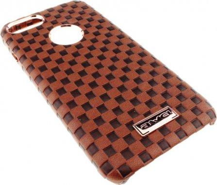 Чехол-накладка AWEI TPU Case F-7 iPhone 7/8 Coffee