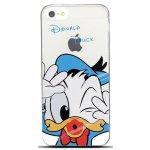Чехол-накладка TOTO TPU case Disney iPhone 5/5s Donald Duck