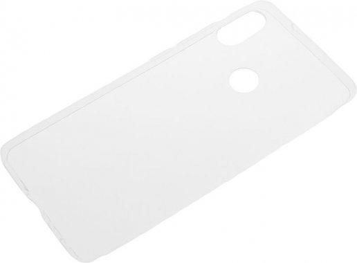 Чехол-накладка TOTO TPU case clear Xiaomi Redmi Note 5 Transparent