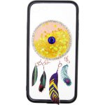 Чехол-накладка TOTO TPU Case Decorative Stones IPhone 7/8 Dreamcatcher Black