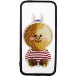 Чехол-накладка TOTO TPU Сartoon Network Case для IPhone 5/5S/SE Animation Hare Black