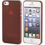 Чехол-накладка TOTO Ultra Thin TPU Case для iPhone 5/5S/SE Red